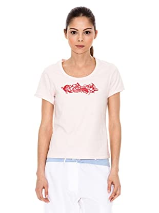 Iguana T-Shirt Avoca (Rosa)