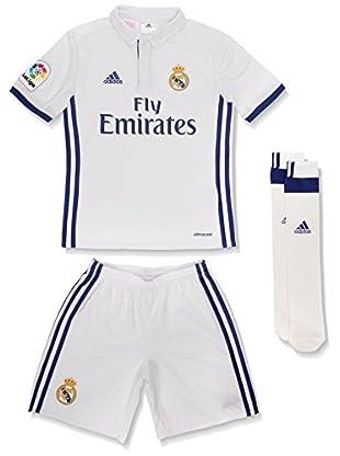 adidas Conjunto Deportivo Real Madrid Cf 2015/16 H Smu Mini