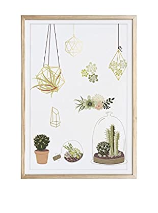 Surdic Panel Decorativo Interior Garden Multicolor