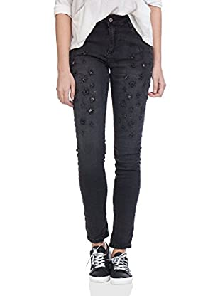 Tantra Jeans Distressed With Strass