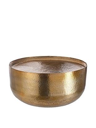 MODERN CONCEPT Couchtisch gold
