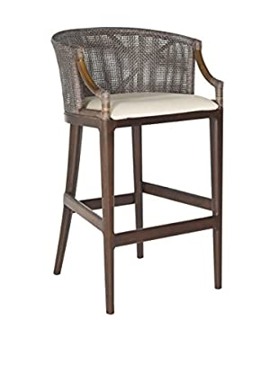Safavieh Brando Barstool, Brown