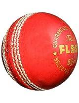 Flash Men Leather Cricket Balls (Maroon)