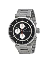 Issey Miyake Open Box - W Silver-tone Chronograph Men's Watch -OB-ISSSILAY001