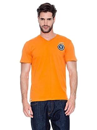 Paul Stragas Camiseta Los Ángeles (Naranja)