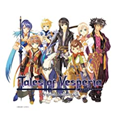 Tales of Vesperia �|Original Soundtrack�|