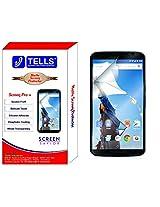TellS Motorola Moto X2 (Matte -Transparency )