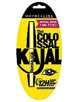 Maybelline Colossal Kajal Promo Pack (Rs.24 Off)