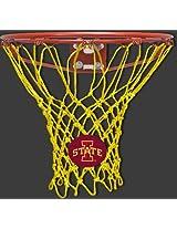 Kansas State University Basketball Net Silver