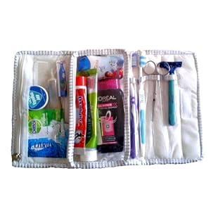 Aakruti Creations My281675031 Toiletry kit folding
