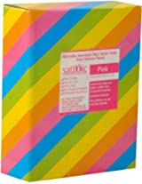 Sattvic Powder Non-Toxic Silky Holi Gulal Color (1 kg, Pink)