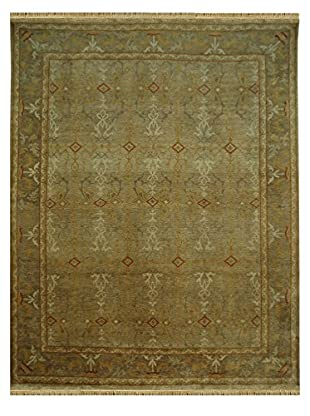 Jaipur Rugs Hand-Knotted Rug, Sand/Wheat, 5' 3