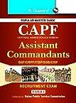 UPSC CAPF - Assistant Commandants Recruitment Exam (Paper 1)  (Popular Master Guide)