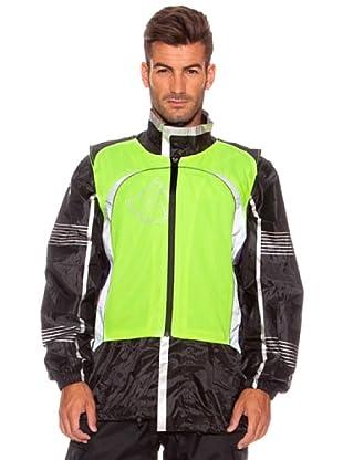 Akito Chaleco Ride Safe (Verde Lima)