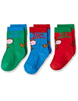 Tom and Jerry Boys' Socks and Stockings