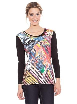 HHG Camiseta Alexa (negro)