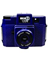 Holga 311120 Holga HOLGAGLO 120N Glow In The Dark Cameras (Ultra Violet)