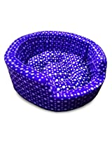 Dog Bed Small in Purple