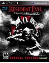 Resident Evil: Operation Raccoon City - Special Edition (PS3)