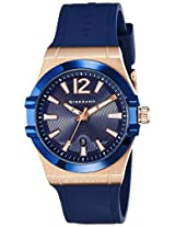 Giordano Analog Blue Dial Men's Watch - 1749-06