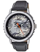 Helix Analog Grey Dial Men's Watch - TW025HG00