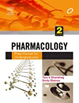 Pharmacology: Prep Manual for Undergraduates (Old Edition)