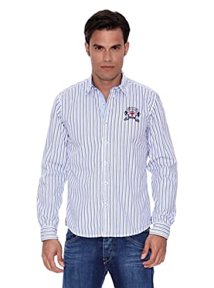 Pepe Jeans London Camisa Icard Navy (Azul Marino)