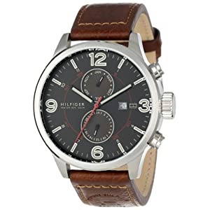 Tommy Hilfiger 1790892 Brown Men's Casual Watch