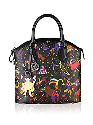 Piero Guidi Henkeltasche Magic Circus