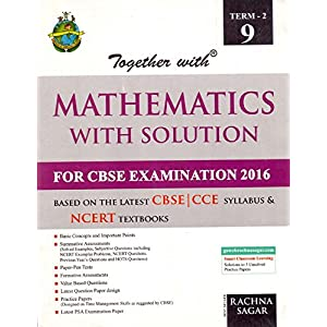 Together with Mathematics with Sol Term 2 - 9