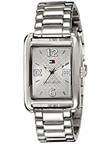 Tommy Hilfiger Analog Silver Dial Women's Watch - TH1781405J