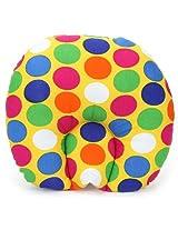 Babyhug Baby Pillow Polka Dot Print - Yellow