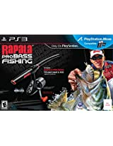 Rapala Pro Bass Fishing with Rod Peripheral (PS3)