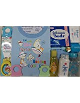 Love Baby Gift Set - Priya Blue