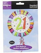 Anagram International Radiant Birthday