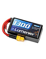 Lumenier LUM-1300-4-60 1300mAh 4s 60c Lipo Battery