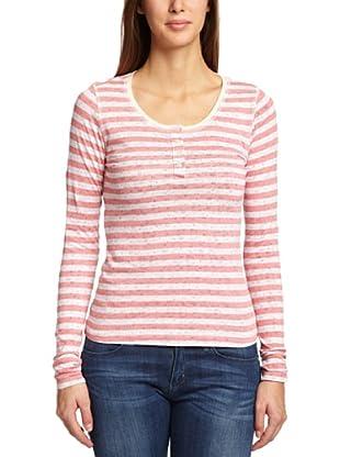 Animal Camiseta Massa (Blanco / Rosa)