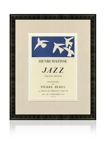 Henri Matisse Jazz - Pierre Beres, 1959, 16