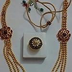 Beautiful Moppu Aaram (Chain) and Ring