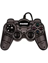 DreamGEAR DGPN-511 PS2 Wired Turbo Controller - Smoke Black