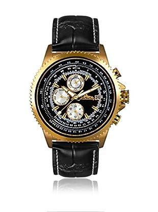 Richtenburg Reloj automático R10800 Panama Negro 42 mm14 mm