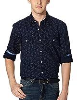 Allen Solly Printed Cotton Shirt