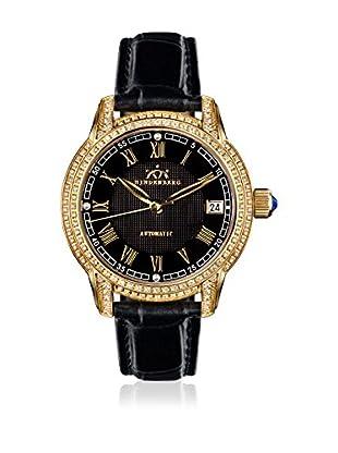 Hindenberg Reloj automático Woman Negro 34 mm