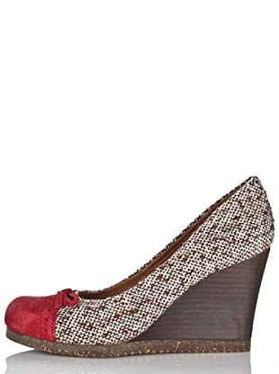 Scholl Zapatos Kisal (Rojo)
