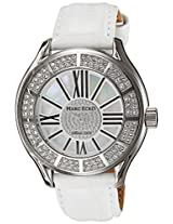 Marc Ecko Analog Mother of Pearl Dial Men's Watch - E15507G1