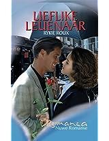 Lieflike leuenaar (Afrikaans Edition)