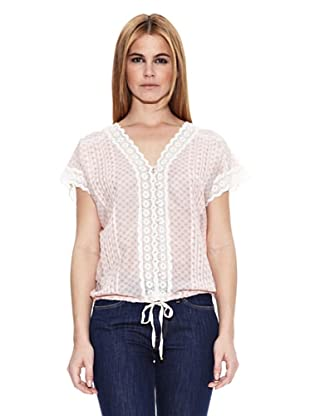 Pepe Jeans London Blusa Bely (Rosa Claro)