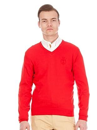 Hackett Jersey Sport (Rojo)