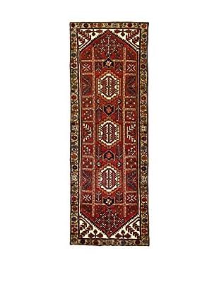 L'Eden del Tappeto Teppich Mossul rot 102t x t288 cm