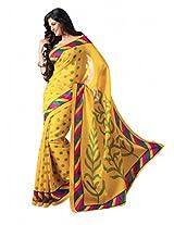 Ishin Bhagalpuri Printed Silk Sari